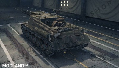 Avalon's ISU-130 'Stalin's Fury' 1.5.1.0-0 [1.5.1.0], 2 photo